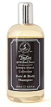 Profumi e cosmetici Taylor of Old Bond Street Jermyn Street Hair and Body Shampoo - Shampoo
