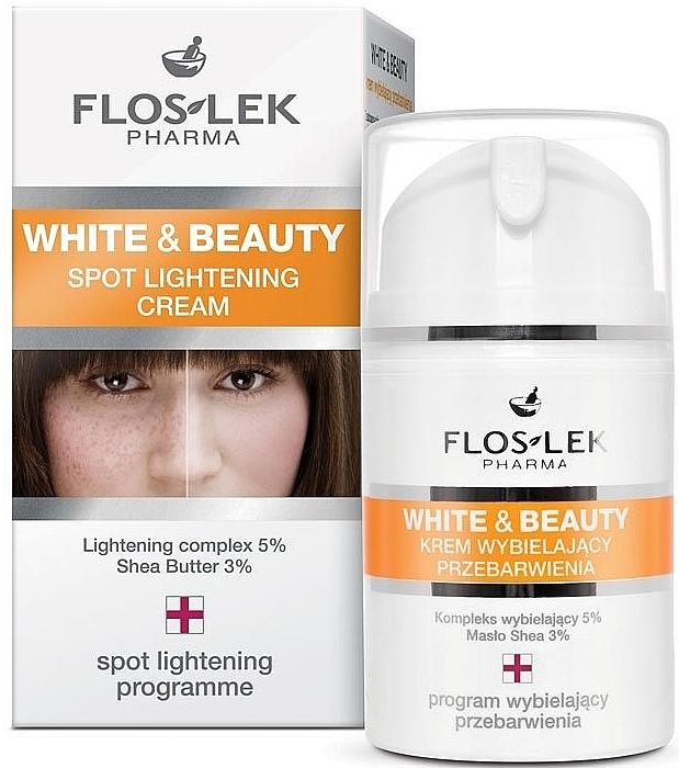 Crema schiarente - Floslek White & Beauty Spot Lightening Cream