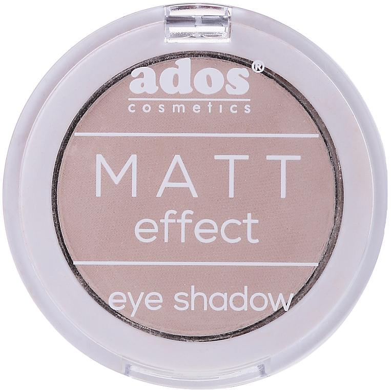 Ombretto opaco - Ados Matt Effect Eye Shadow — foto N3