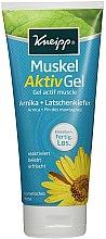 Profumi e cosmetici Gel rinfrescante all'arnica - Kneipp Arnica Muscle Active Gel