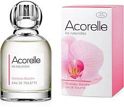 Profumi e cosmetici Acorelle Orchidee Blanche - Eau de toilette