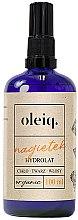 Profumi e cosmetici Idratato calendula per viso, corpo e capelli - Oleiq Hydrolat Calendula