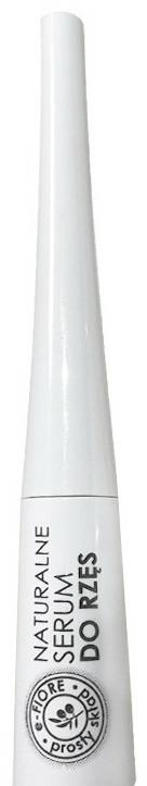 Siero naturale per la crescita delle ciglia - E-Fiore Natural Lash Serum
