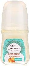 Profumi e cosmetici Deodorante naturale all'olio di Argan - Beaute Marrakech Natural Deodorant Roll-on