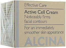 Profumi e cosmetici Crema anti-età cellulare attiva per viso - Alcina E Zell Aktiv Creme