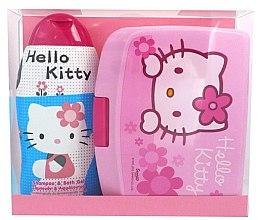 Profumi e cosmetici Set - Disney Hello Kitty (shm/bath/gel 300ml + lunch box)