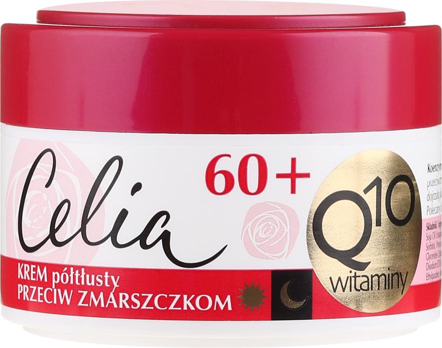 Crema Viso Antietà - Celia Q10 Face Cream 60+