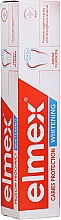 Profumi e cosmetici Dentifricio - Elmex Caries Protection Whitening Toothpaste