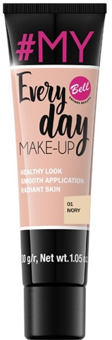 Fondotinta - Bell #My Every Day Make-Up
