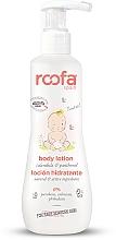 Profumi e cosmetici Lozione corpo - Roofa Calendula & Panthenol Body Lotion