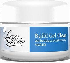 Profumi e cosmetici Gel per unghie - La Boom Build Gel Clear