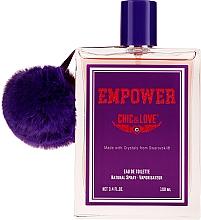 Profumi e cosmetici Chic&Love Empower - Eau de Toilette
