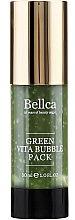 Profumi e cosmetici Maschera-gel viso a bolle - Bellca Green Vita Bubble Pack