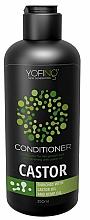 Profumi e cosmetici Condizionate per crescita e rafforzamento capelli all'olio di ricino e canapa - Yofing Castor Condicioner For Hair Growth And Strengthening With Castor Oil And Hemp Oil