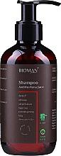 Profumi e cosmetici Shampoo anti forfora - BioMAN Jace Anti Dandruff Shampoo