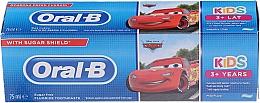 Profumi e cosmetici Dentifricio per bambini - Oral-B Kids Cars Toothpaste