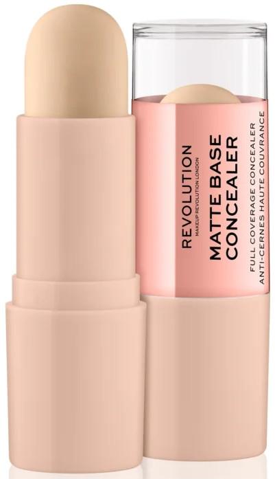 Correttore opacizzante - Makeup Revolution Matte Base Concealer