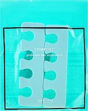 Profumi e cosmetici Separatore dita, color menta - Oriflame Pedicure Toe Separators