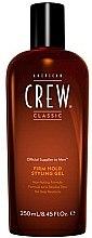 Profumi e cosmetici Gel fissazione forte - American Crew Classic Firm Hold Gel