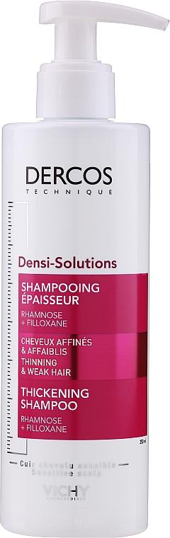 Shampoo per capelli fini - Vichy Dercos Densi-Solutions Shampoo
