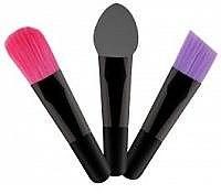Profumi e cosmetici 3 applicatori labbra e occhi - Vipera Magnetic Play Zone