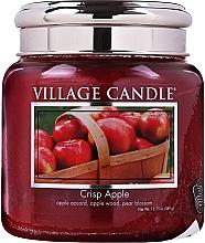 Profumi e cosmetici Candela profumata - Village Candle Crisp Apple