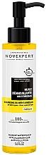 Profumi e cosmetici Olio struccante e detergente con Omega 5 (con panno di cotone) - Novexpert Cleansing Oil With 5 Omegas