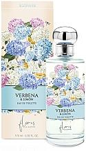 Profumi e cosmetici Saphir Parfums Flowers de Saphir Verbena & Lemon - Eau de Parfum