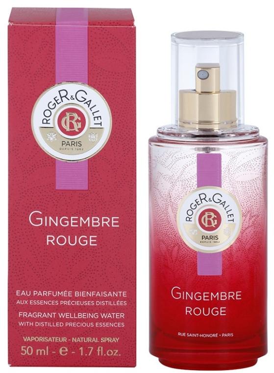 Roger & Gallet Gingembre Rouge - Acqua profumata — foto N4