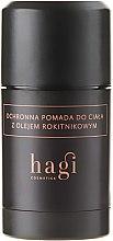 Profumi e cosmetici Balsamo per corpo con olio di olivello spinoso - Hagi