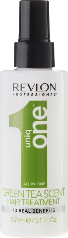 Maschera-spray per capelli - Revlon Professional Uniq One Green Tea Scent Hair Treatment — foto N2