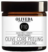 Profumi e cosmetici Peeling viso - Oliveda F10 Refreshing Olive Core Peeling
