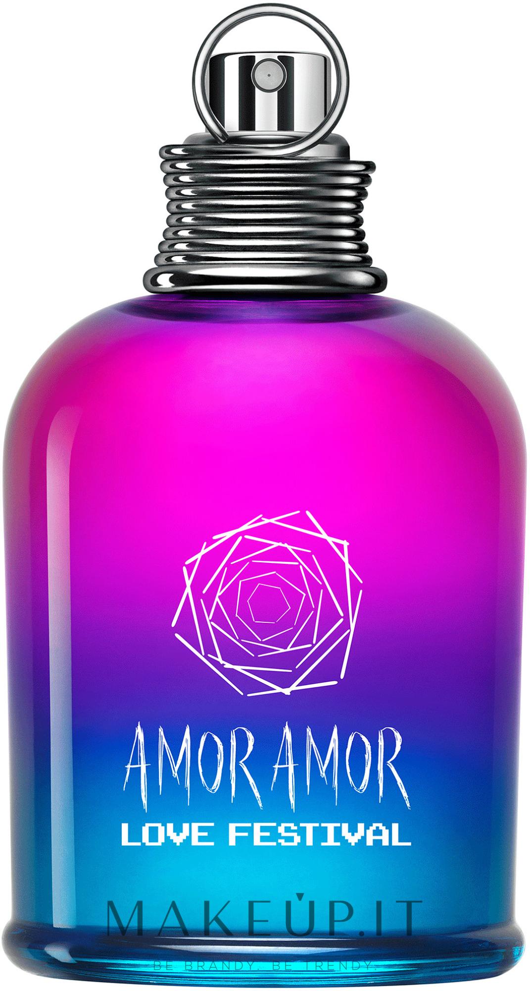 Cacharel Amor Amor Love Festival - Eau de toilette — foto 100 ml