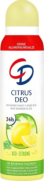 "Deodorante antitraspirante ""Citrus"" - CD Deo"