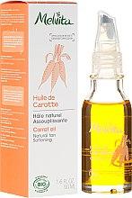 Profumi e cosmetici Olio di carota per il viso - Melvita Huiles De Beaute Carrot Oil