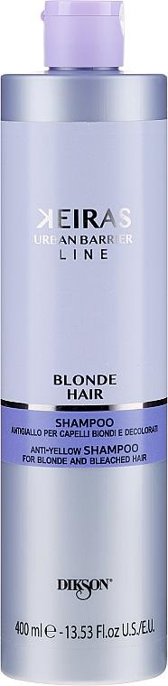 Shampoo per capelli decolorati - Dikson Blond Hair Anti-Yellow Shampoo For Blonde And Beached Hair