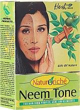 Profumi e cosmetici Maschera per pelle problematica - Hesh Neem Tone Powder