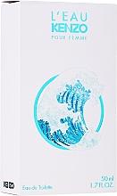 Kenzo L'Eau Kenzo Pour Femme New Design - Eau de toilette — foto N2