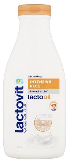 Gel doccia con olio di mandorle - Lactovit Shower Gel