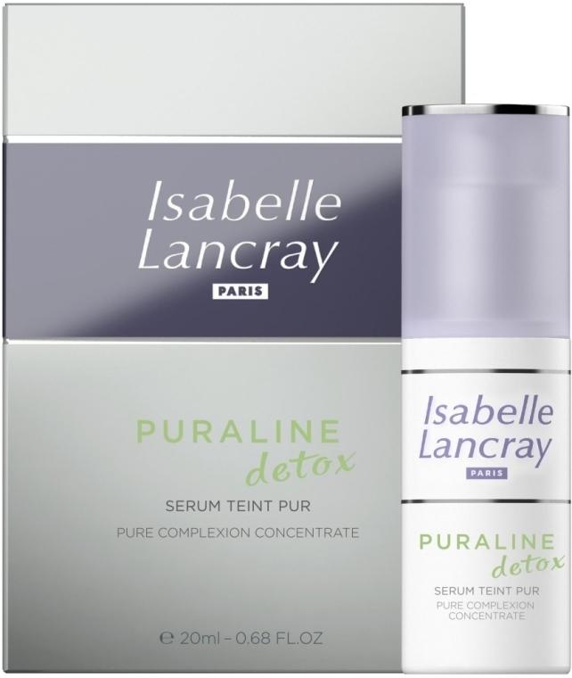 Siero per la pelle problematica - Isabelle Lancray Puraline Detox Pure Complexion Concentrate — foto N1
