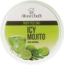 """Profumi e cosmetici Peeling corpo """"Ice Mojito"""" - Hristina Stani Chef'S Icy Mojito Body Peeling"""