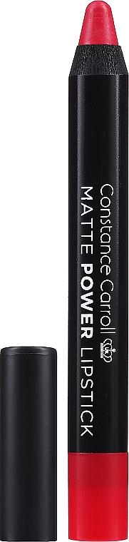 Matita rossetto - Constance Carroll Matte Power Lipstick