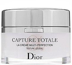 Profumi e cosmetici Crema viso anti-età - Dior Capture Totale Multi-Perfection Creme Light Texture