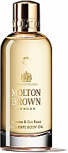 Profumi e cosmetici Molton Brown Jasmine & Sun Rose Exquisite Body Oil - Olio corpo