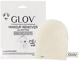 Profumi e cosmetici Guanto struccante, beige - Glov On-The-Go Makeup Remover
