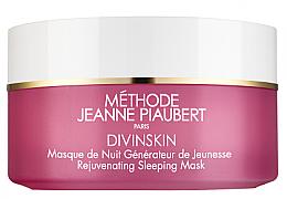 Profumi e cosmetici Maschera viso antietà da notte - Methode Jeanne Piaubert Divinskin Rejuvenating Sleeping Mask