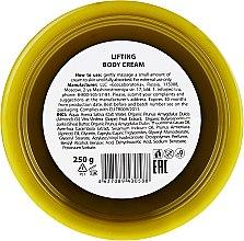 "Crema corpo ""Lifting"" - Eco Laboratorie Lifting Body Cream — foto N2"