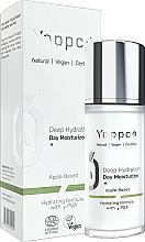 Profumi e cosmetici Crema viso idratante da giorno - Yappco Deep Hydration Moisturizer Day Cream