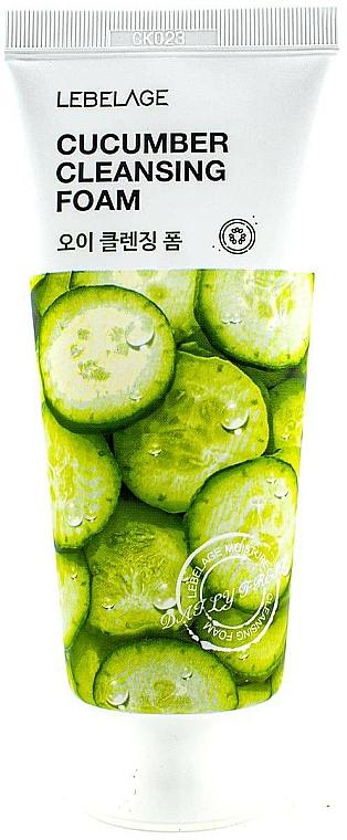 Schiuma detergente al cetriolo - Lebelage Cucumber Cleansing Foam