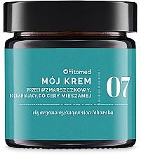 Profumi e cosmetici Crema viso, pelle mista - Fitomed Face Cream №7
